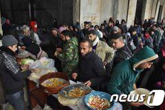러, 알레포에 인도적 회랑 설치 제안..휴전은 거부