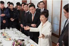 박 대통령, 설 연휴 전 직접 해명 안 하기로