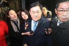 한국당, 채용외압 의혹 최경환에 또 당원권 정지