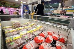 계란값 작년 대비 73%↑ 공산품까지 물가 쑥쑥