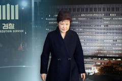 검찰, 박 전 대통령 구속영장 청구 고심..다음주 결정 전망