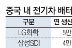 SK, 中 배터리공장 가동중단..제조업으로 번진 中 사드보복
