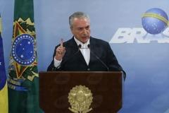 브라질 우파 연립정권 균열 가속..3개 정당 이탈 선언