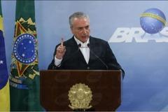 브라질 '테메르 퇴진' 논란 갈수록 가열..가톨릭도 가세