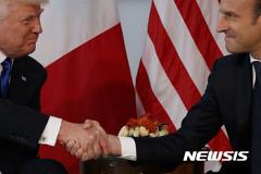 '악수의 무기화' 트럼프에 반격 나선 세계 지도자들