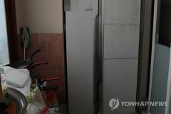 집 냉장고 냉동실에 보관된 아기 시신 '미스터리'