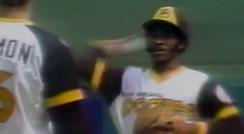 1978년에 있었던 아지 스미스의 최고의 내야 수비