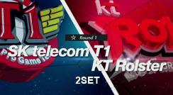 [풀영상] SKT vs KT / 2세트
