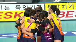 GS칼텍스 vs 흥국생명 경기 승부처 / 5세트
