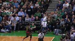 '이타적인 플레이의 정석' 보스턴의 조직력이 돋보였던 공격 / 1쿼터