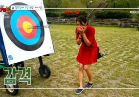 일주일에 7번 연습한 멋진 여자 이시영! 173회 20160927