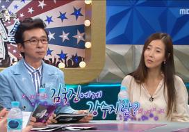 라디오스타 공식 질문! 강수지에게 김국진이란? [라디오 스타] 498회 20161026