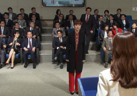 명세빈, 많은 사람들 앞 왕빛나 음성 파일 공개, 김승수는 최승훈 만났다.