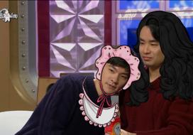 【TVPP】 장기하 - 여자친구에게 하는 애교 @라디오스타 2014 20151008