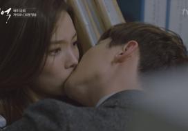 이준호&윤소희, 청춘 남녀의 정열적인 회사 내 키스! 14회 20160430