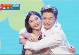 우리 결혼했어요 커플의 달달한 2부 오프닝 무대! 처음뵙겠습니다 + 오예 + Marry You [2015 MBC 연말시상식] 20151229