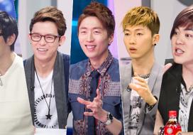 《스페셜》 멤버들이 이야기하는 H.O.T.의 재결합?! [라디오 스타] 504회 20161207