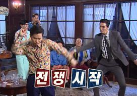 """【TVPP】 주지훈 - 단신 VS 장신 깐족 댄스 배틀 """"굿 잡!"""" @무한도전 신들의 전쟁 2016 20160902"""