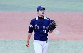 [케이비리포트] '꽃미남' 고교 에이스 김민, 더 주목받아 마땅한