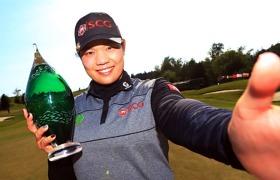 [투어다이제스트] 아리야 주타누간, 매뉴라이프 LPGA 클래식 우승으로 세계 랭킹 1위 등극