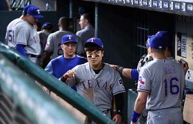 [조미예의 MLB현장] 텍사스 선수들이 추신수를 위로한 까닭