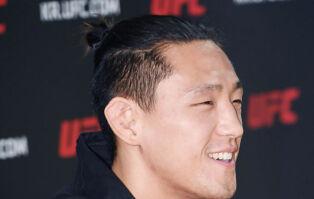 그래플링으로 UFC 첫승 신고한 김동현B