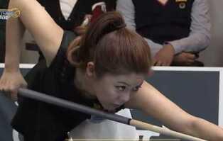대한민국 포켓볼은 김가영으로 통한다