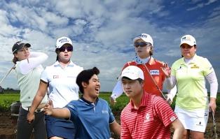 [김세영의 마니아썰]농부의 땀방울과 올림픽 골프