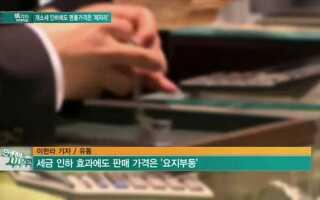 [똑기자 취재파일] 개별소비세 인하에도 명품 가격은 '제자리'