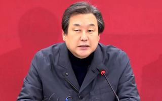 김무성, 안보 정국 속 '보수 아이콘' 자리 매김