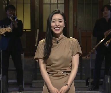 """'SNL7' 신동엽, 홍수아 외모 언급 """"예쁘지 않았는데"""""""