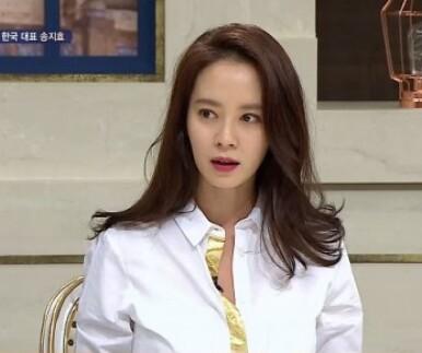 '비정상회담' 똑순이 송지효, 불륜·이혼 솔직 토크