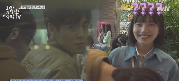 [메이킹]이현우♥조이 ′오디션장에서 엘베 비하인드까지′ 순정소환 볼매커플 탄생!