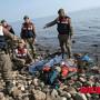 서양으로 몰려드는 난민