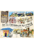 도시 일러스트 여행(43명의 예술가, 일러스트레이터, 디자이너의 여행 스케치북: 여행을 통해 예술적 영감을 얻다)