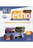 Echo B1.1 2eme edition Cahier