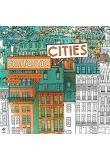 판타스틱 시티 도시여행 컬러링북