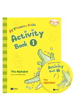 JY Phonics Kids Activity Book. 1