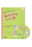 JY Phonics Kids Activity Book. 2