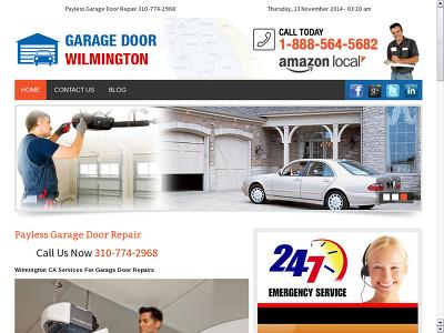 http://garagedoorwilmingtoncal.com