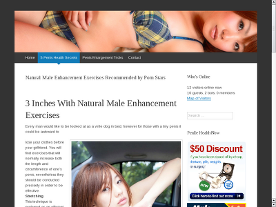http://www.dddsn.com/natural-male-enhancement-exercises-recommended-by-porn-stars/