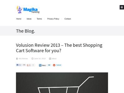 http://www.magikamarketing.com/volusion-review/