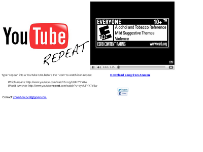 http://www.youtuberepeat.com/watch/?v=IJiHDmyhE1A