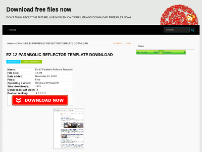 http://download-free-files-now.net/ez-12-parabolic-reflector-template-download/