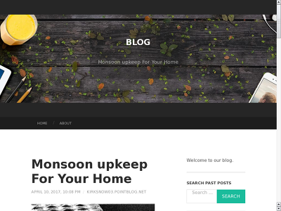 http://kirksnow03.pointblog.net/Monsoon-upkeep-For-Your-Home-5425254