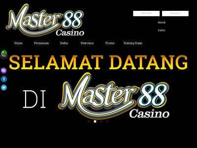 http://www.Mastercasino88.com