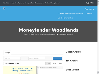 http://www.moneylenderreview.com.sg/list-of-moneylenders/categories/moneylender-woodlands