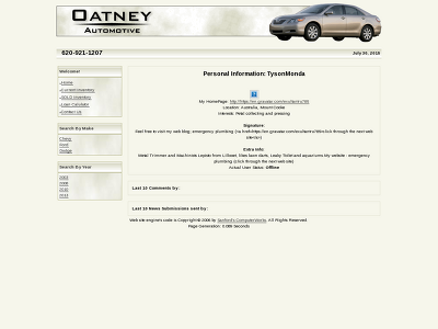 http://www.oatneyautomotive.com/modules.php?name=Your_Account&op=userinfo&username=TysonMonda