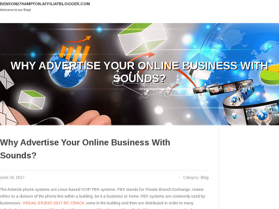 http://benson27hampton.affiliatblogger.com/4372592/why-advertise-your-online-business-with-sounds