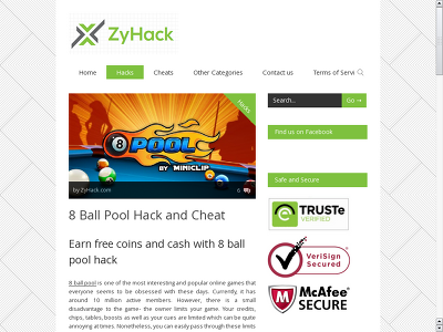 http://www.zyhack.com/8-ball-pool-hack-cheat